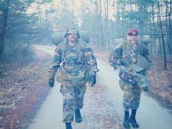 humpin' it with the 266th